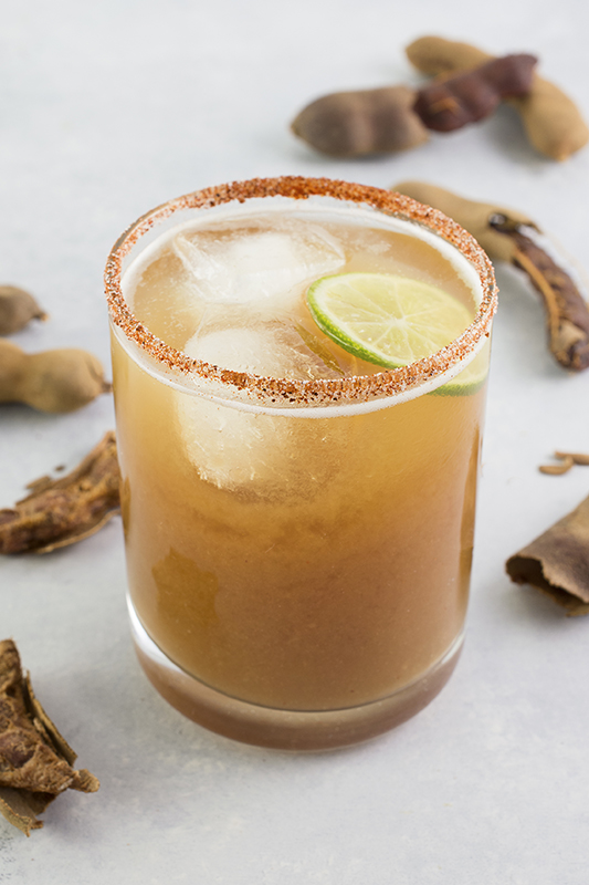 Sparkling Tamarindo Cooler | Easy and refreshing tamarindo summer drink recipe
