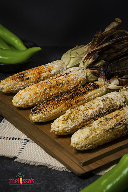 15 Best Vegetables for Grilling l grilled roasted corn on the cob