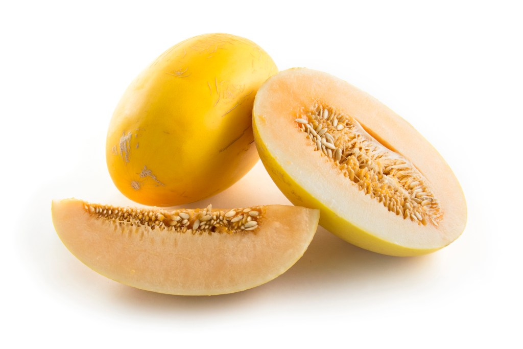canary melon, melon, variety melon, healthy options, fresh fruit
