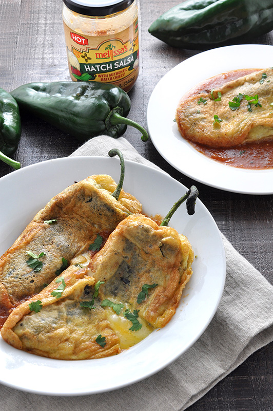 Know Your Chile Peppers: The Ultimate Guide l stuffed pasilla poblano chile rellenos