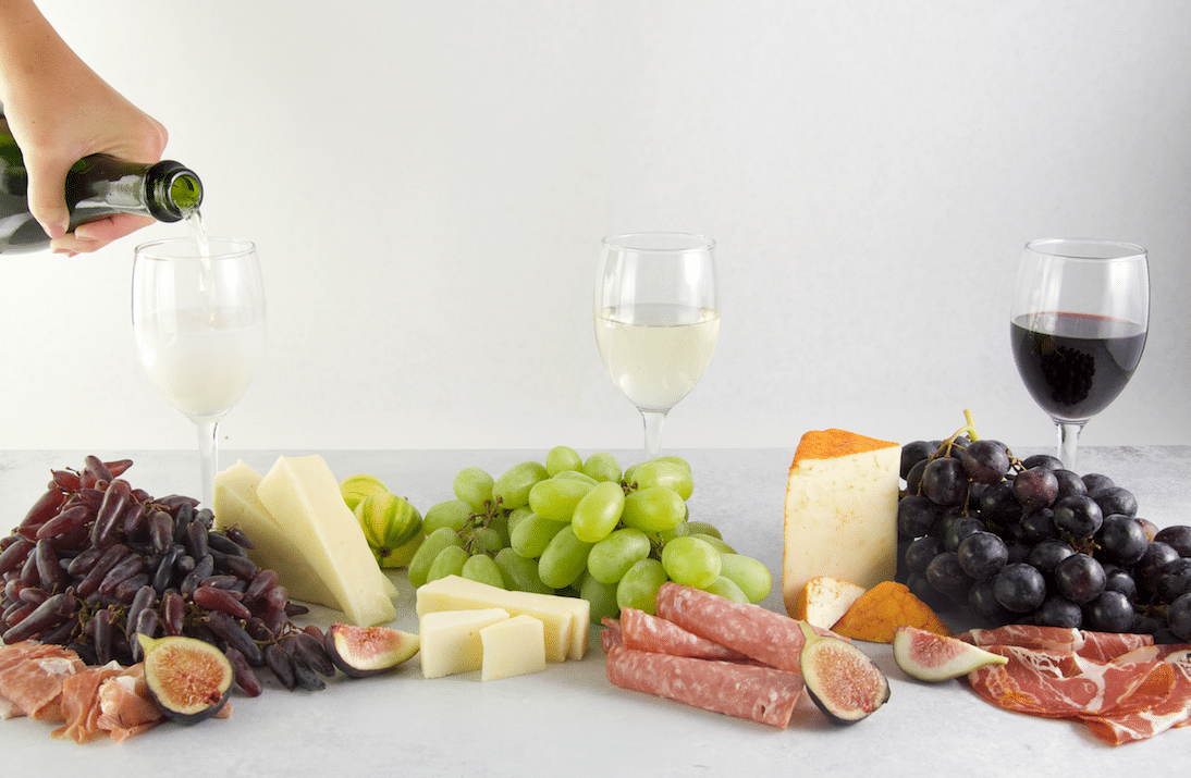 An Easy Wine Pairing List For Everyone