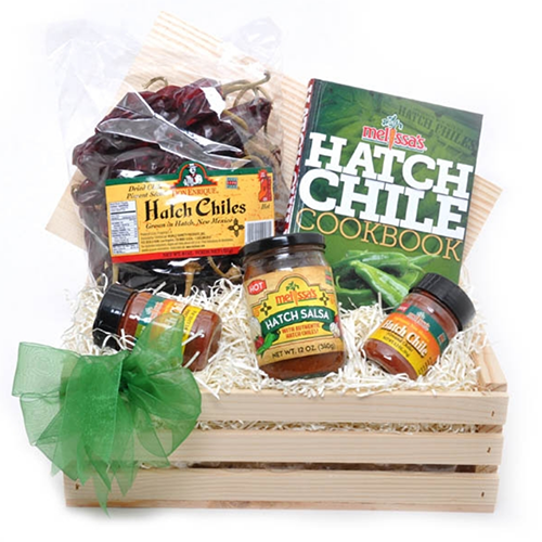 2018 Gift Guide for Food Lovers l hatch chile crate