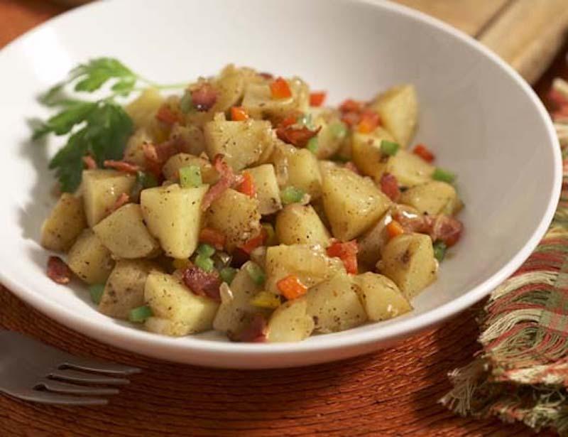 potato recipe, dyp obrien, breakfast potatoes, side potatoes