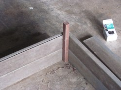 raised bed corner post