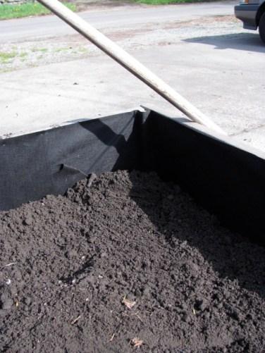 raised bed dirt 2