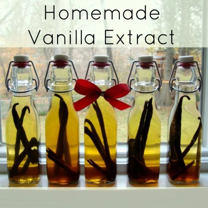 homemade vanilla extract rfrd