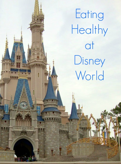 It IS possible to eat healthy at Walt Disney World! There are many healthy restaurants at Disney World where you can eat great food during your family vacation.