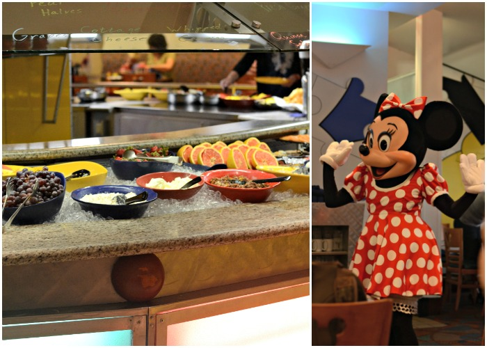 Having a plan is essential for cheap, healthy eating at Disney World.