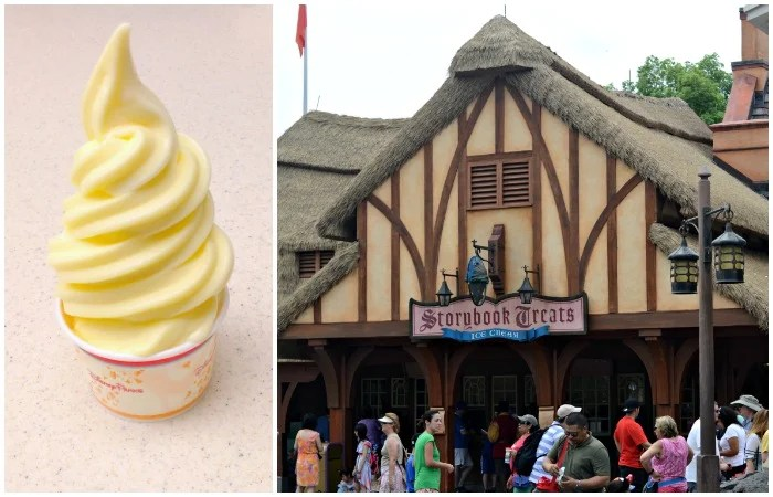 It's great to eat healthy at Disney, but it wouldn't be vacation without a few treats along the way!