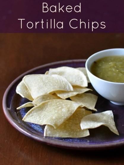 baked tortilla chips rfrd