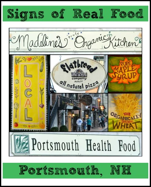 a signs of real food portsmouth rfrd