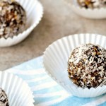 Almond Joy Truffles, the healthy version!