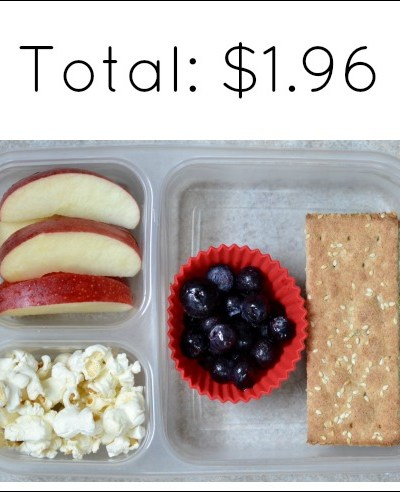 Saving Money by Packing Lunch