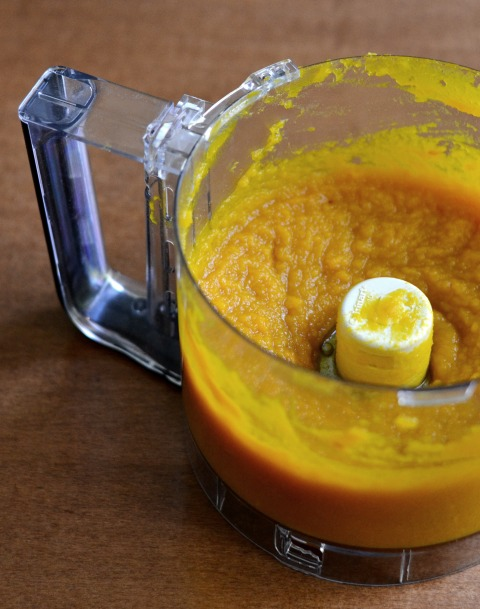 Puree in a food processor until smooth.