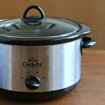 Slow cookers are a great meal planning resource when you want to stock your freezer with healthy meals!