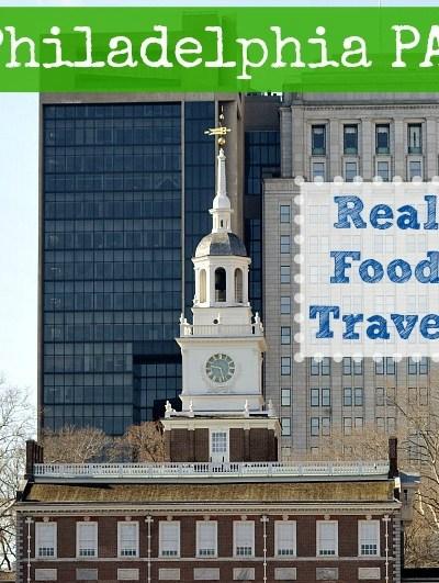 Real Food Travel: Philadelphia