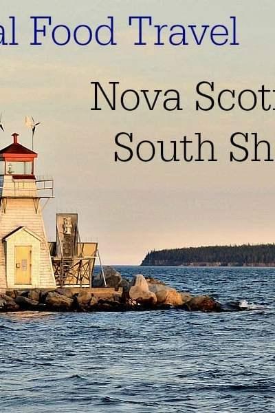 Real Food Travel Nova Scotia South Shore