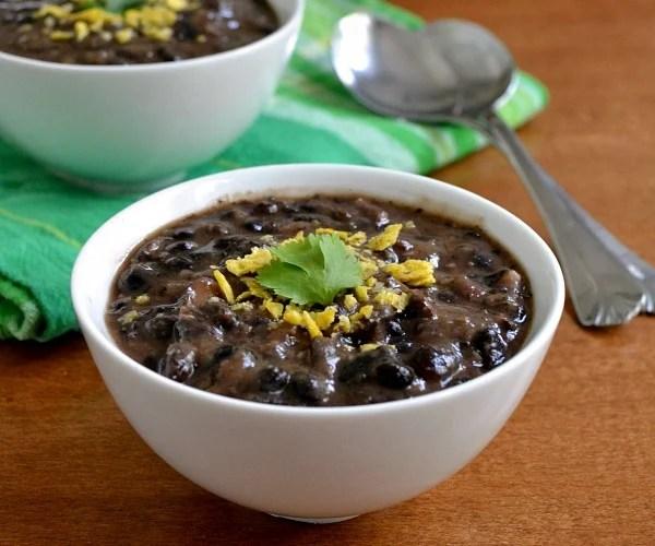 black bean soup rfrd