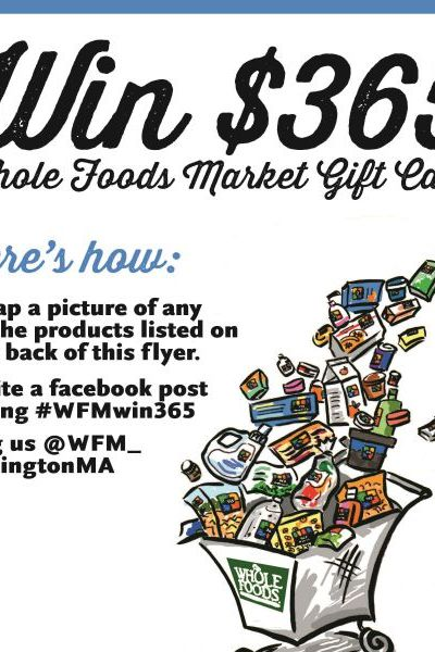 Whole Foods Market Giveaway