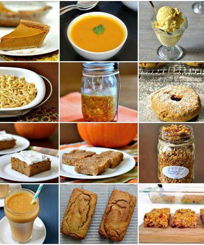 20 Healthy Pumpkin Recipes
