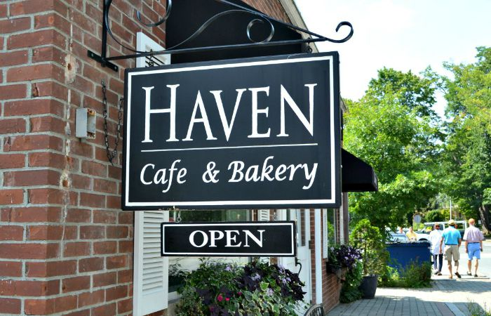 Haven Cafe and Bakery in Lenox, MA