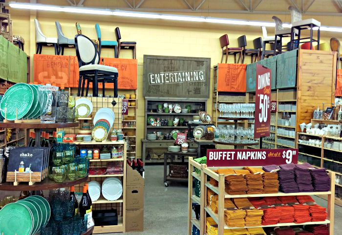 There are so many great kitchen supplies at Cost Plus World Market!