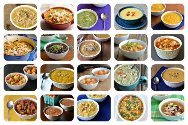 Healthy soup recipes for less than $1 per serving