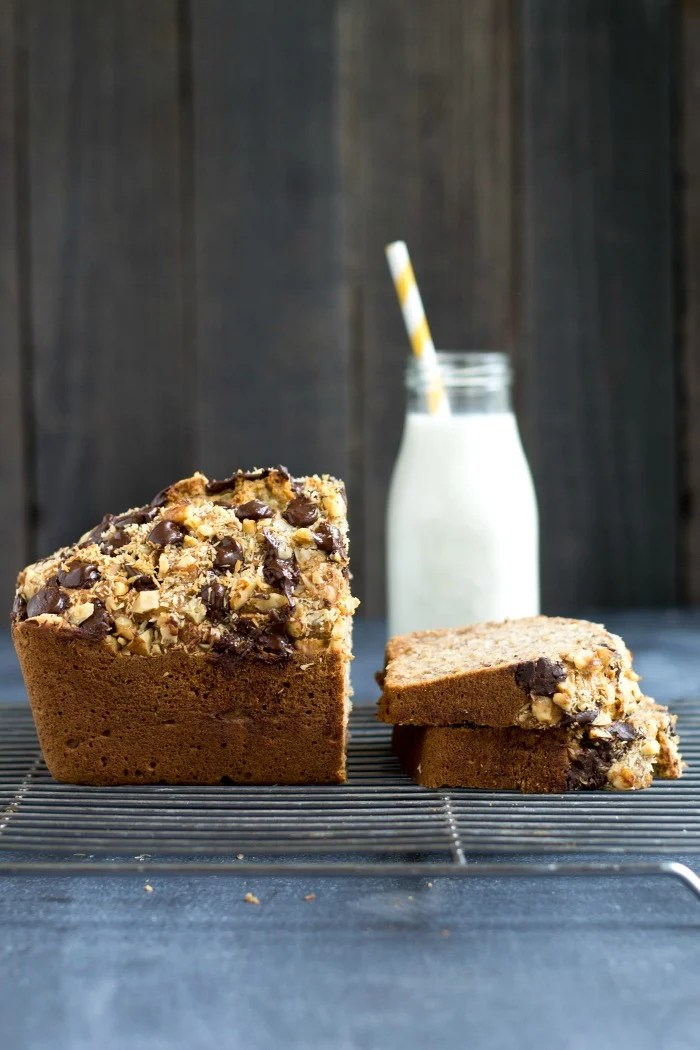 This blender banana bread recipe is so quick and easy to make. It's a delicious, healthy gluten-free snack that freezes well and makes a beautiful, thoughtful gift.