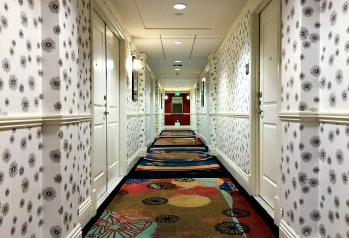The Hotel Shattuck Plaza is full of character, just like its home in Berkeley CA!