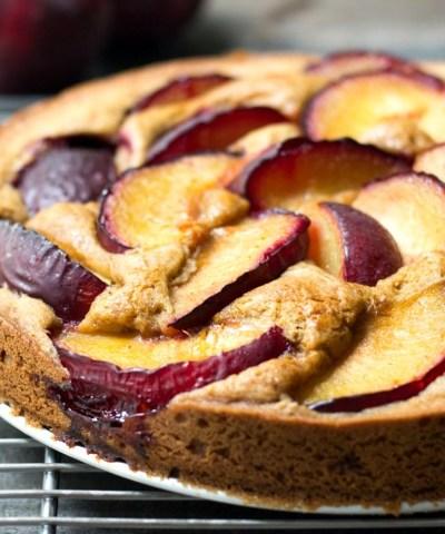 Plum Cake Recipe Gluten Free Dessert