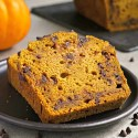 Gluten Free Chocolate Chip Pumpkin Bread