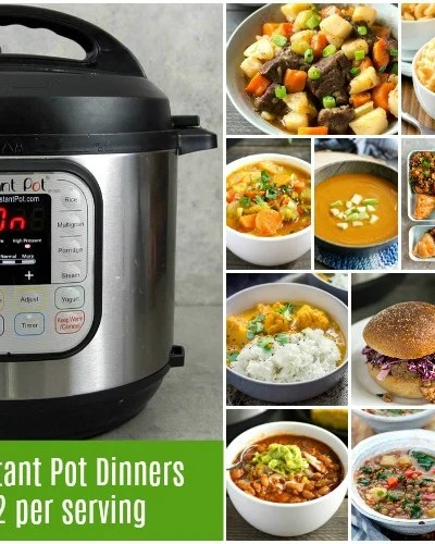 Healthy Instant Pot Recipes