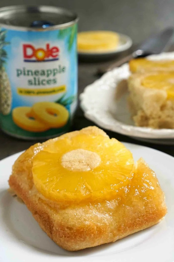 This gluten free pineapple upside down cake is such a delicious dessert recipe! The bright flavor will make you think of summertime all year long.