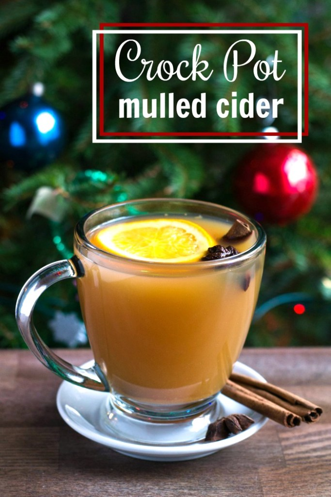 This mulled cider is such a delicious, festive treat to enjoy during the holidays.