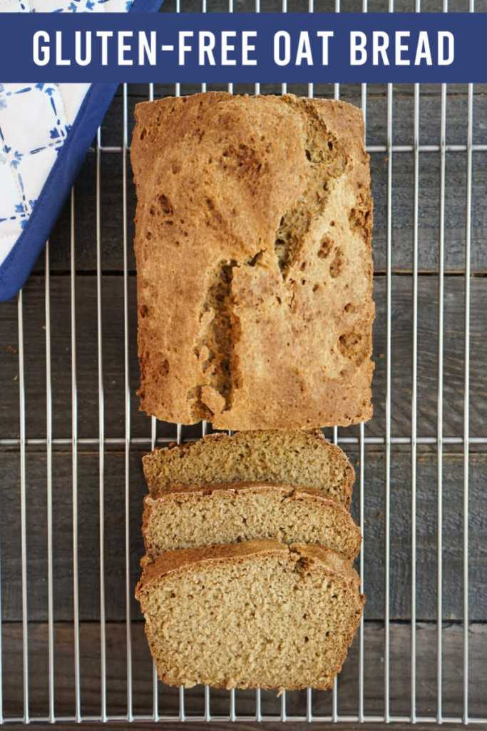 Oat bread cooling rack