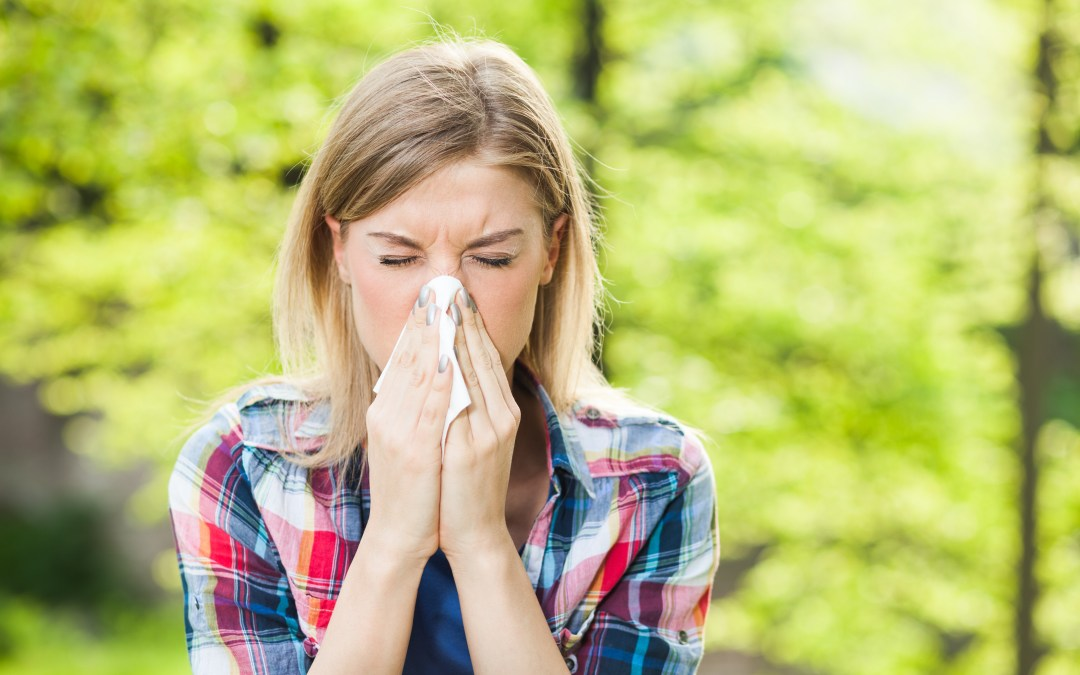 Natural REMEDIES For Seasonal Allergies!