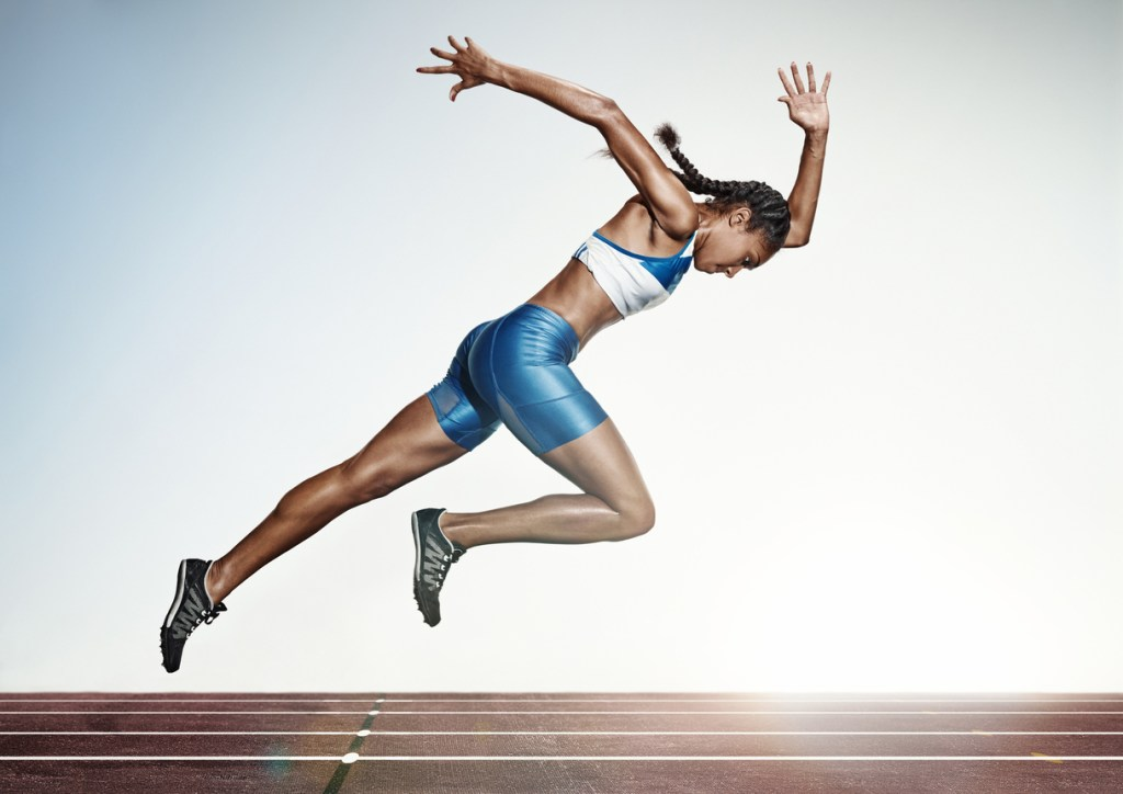 female-athlete-on-track-1024x724 The Athletic Benefits of Nitric Oxide