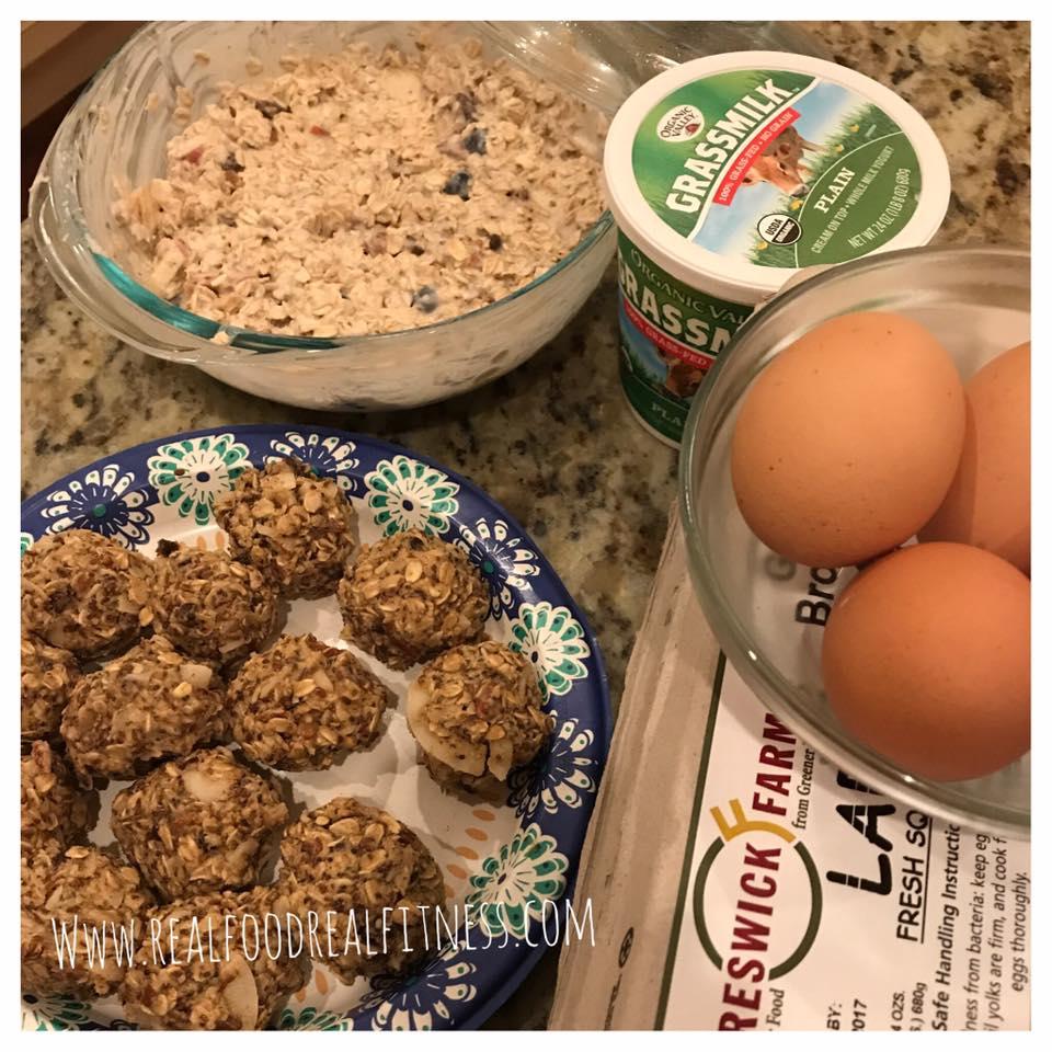 porridge 2 Easy Prep Nourishing Breakfasts for Busy Mornings