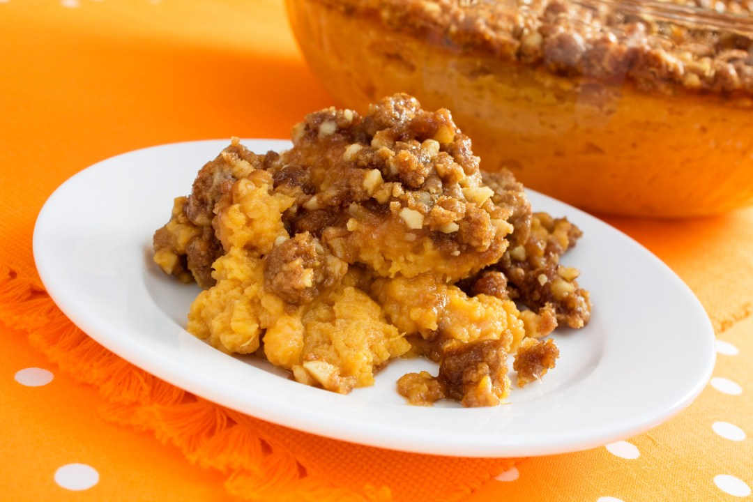 sweet-potatoe-casserole Delicious and HEALTHY Seasonal Comfort Food!