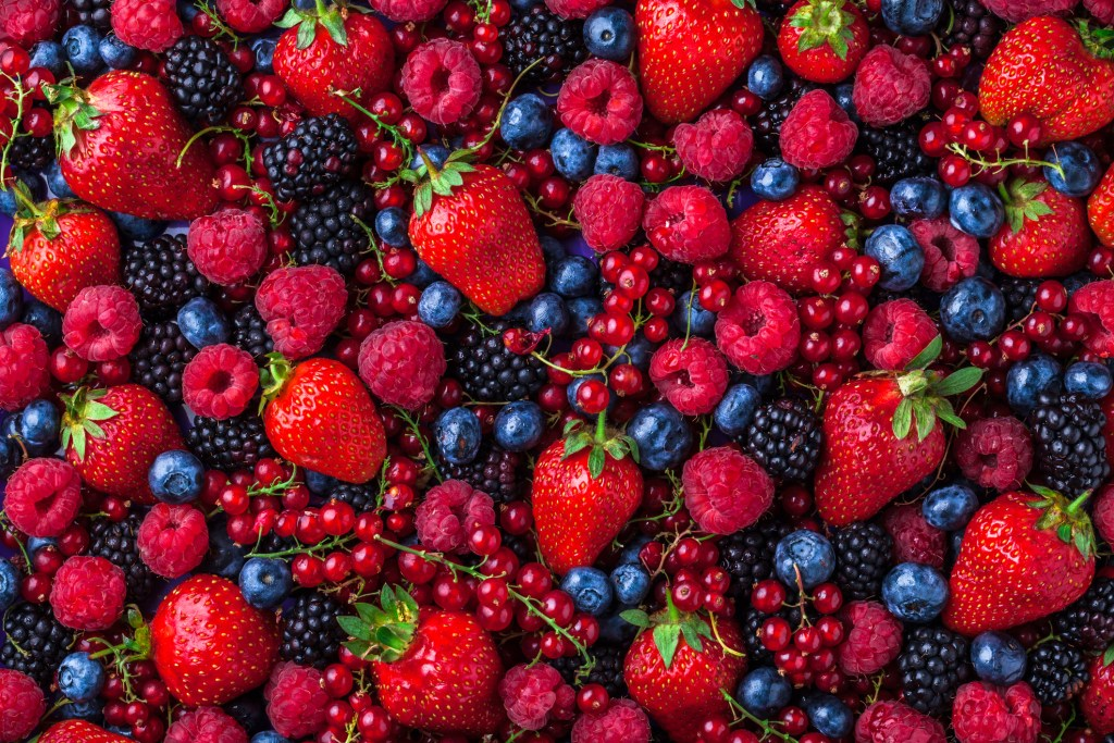 fruit-1024x683 The Power of Berries!