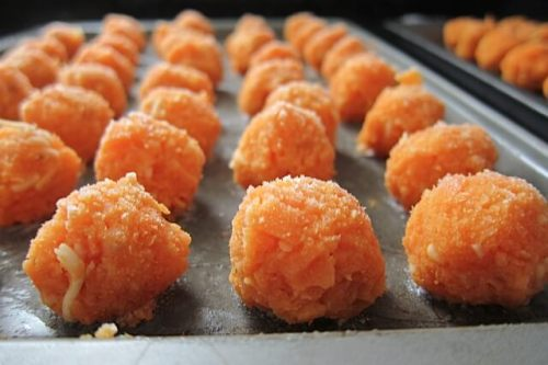 Baked Sweet Potato Tots (gluten-free) | Real Food RN