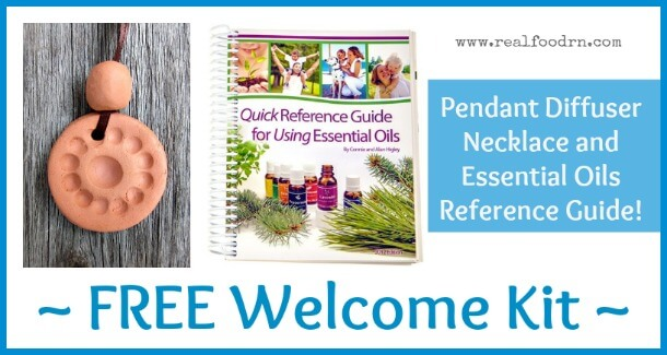 FREE Young Living Welcome Kit!
