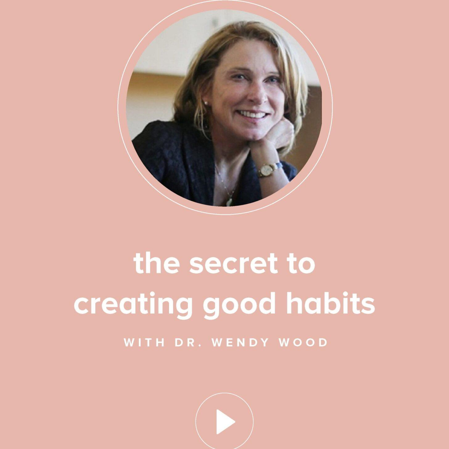 127 The Secret To Creating Good Habits Amp Breaking Bad