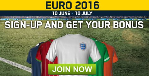 William Hill Euro 2016 betting odds