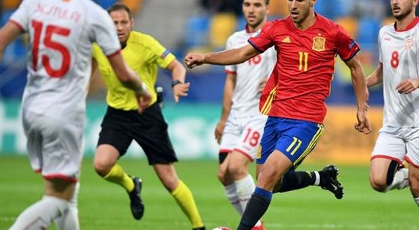 Spain vs Germany Under 21 Match Preview