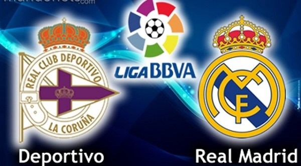 Deportivo vs Real Madrid – Match Highlights