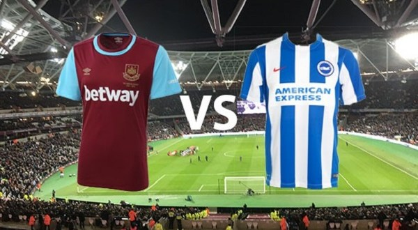 West Ham vs Brighton – Pre Match Stats