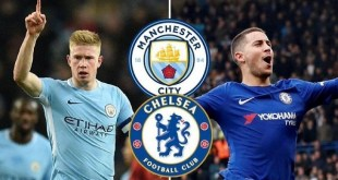 Manchester City vs Chelsea - Premier League Preview