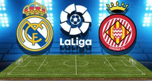 Real Madrid vs Girona - La Liga Preview