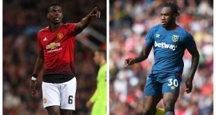 Manchester United vs West Ham - Premier League Preview